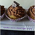 cupcakes mousse