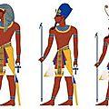 L'egypte pharaonique - conférences à villeneuve sur bellot