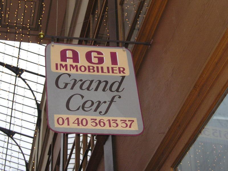 Passage du Grand Cerf 5 PARIS