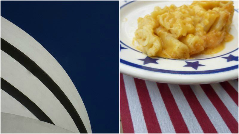 Macaroni & Cheese : Welcome to America !