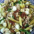 Salade aux saveurs de l'été + partenariat pierre oteïza