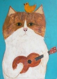 chat_guitare