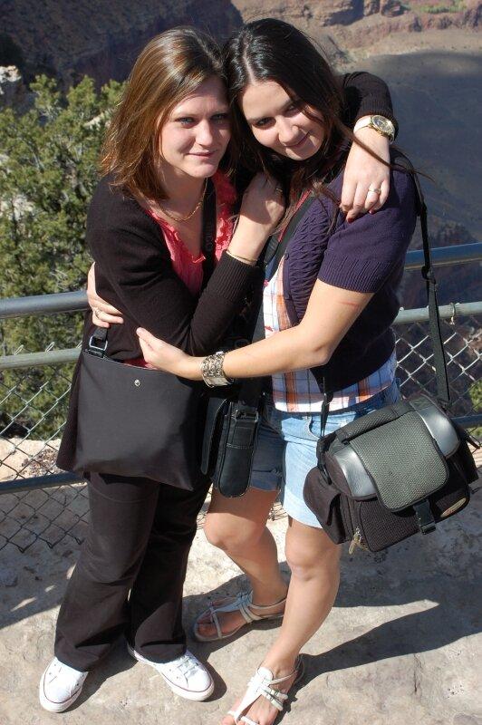 Emeline et Sandra