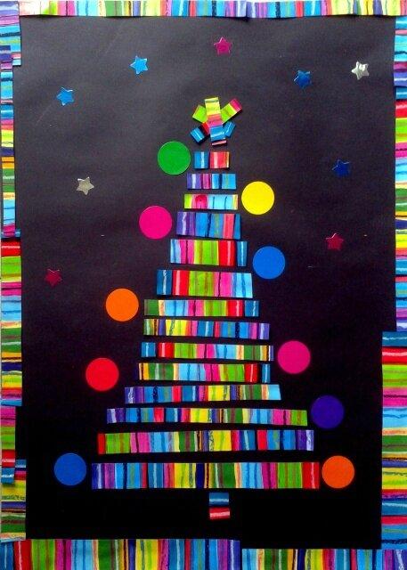 149_Noël et Nouvel An_Sapin en tranches (1)