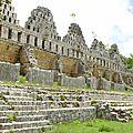 Uxmal : l'autre site maya incontournable dans l'ouest yucatan - mexique
