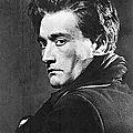 Antonin Artaud par ManRay