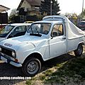 Renault 4L 4x4 pick-up 01