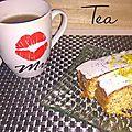 Cake au citron & graines de pavot hyper moelleux & acidulé