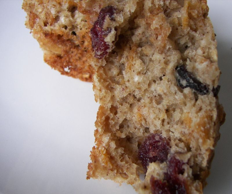 Muffins aux céréales