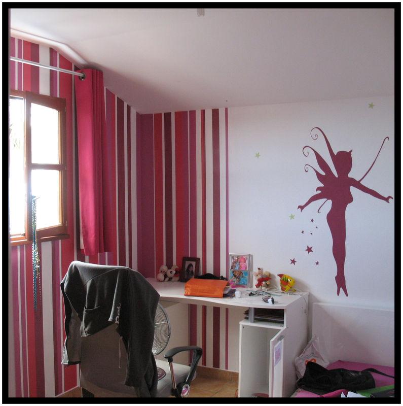 Peinture chambre trompe l oeil 094659 la for Trompe l oeil chambre
