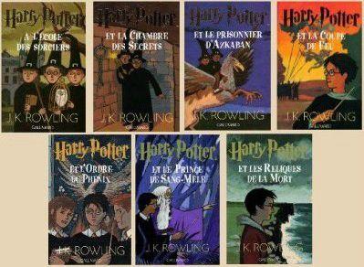 Relire tous les harry potter la suite g nial val et alice in wonderland - Harry potter livre pdf gratuit ...