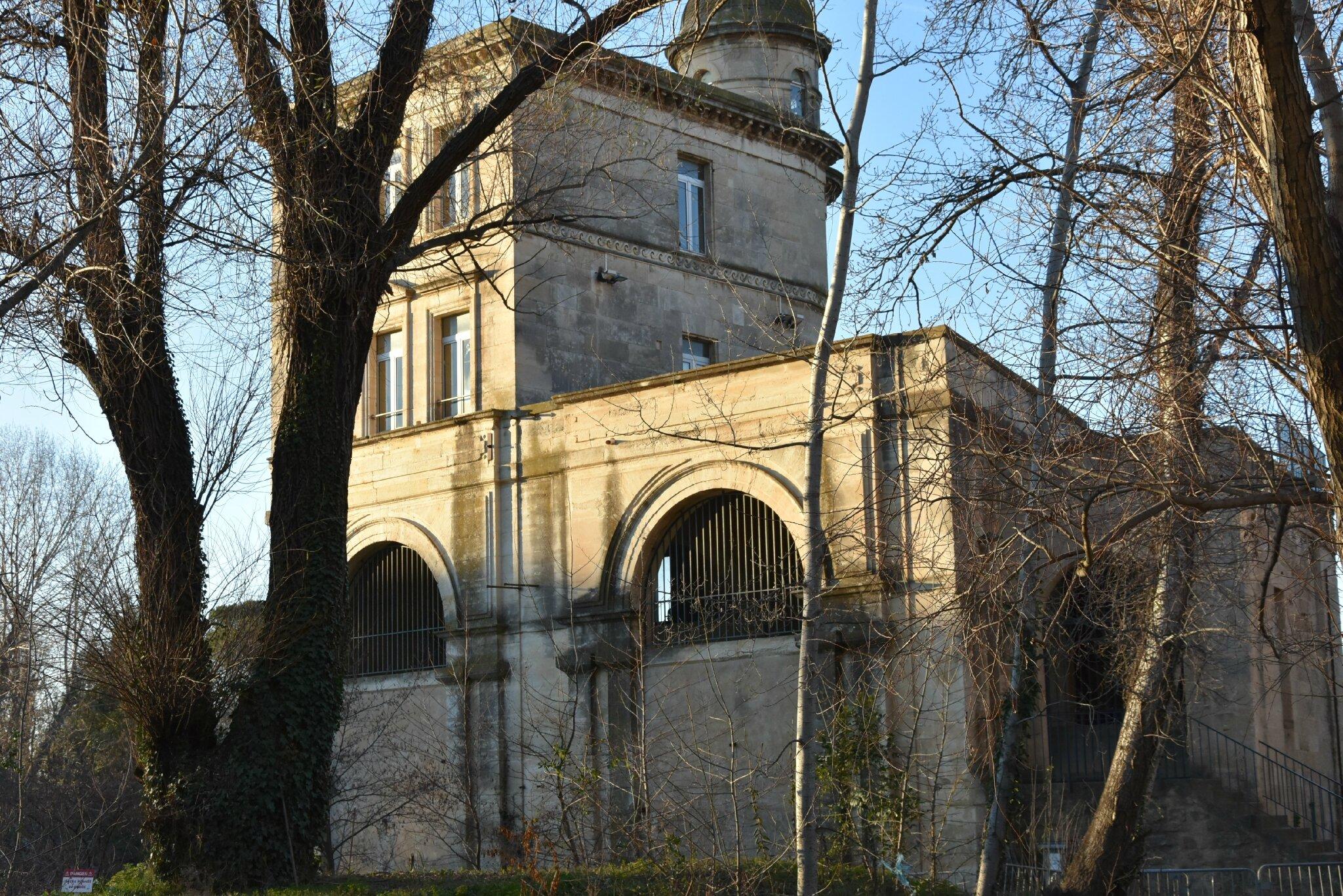 Ancien moulin de Bagnols à Béziers