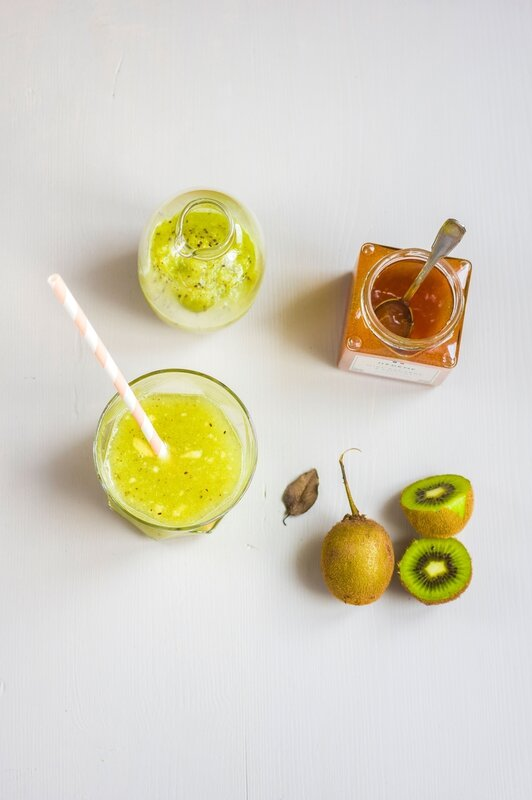 Smoothie kiwi