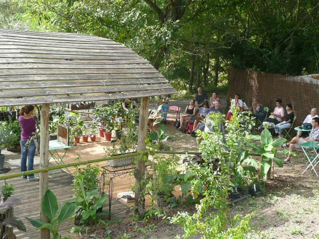 Calendrier des stages ateliers un jardin gourmand for O jardin gourmand toulouse