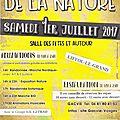 5ème festi bio et de la nature 2017