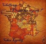 Challenge Régions logo de Margotte