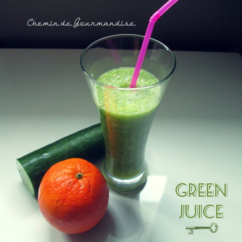Smoothie green4