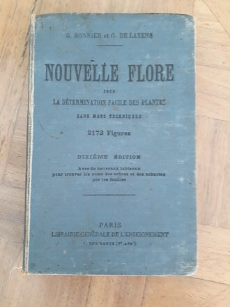 livre bleu 1