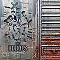Le nouvel album des hoboes - vagabondage