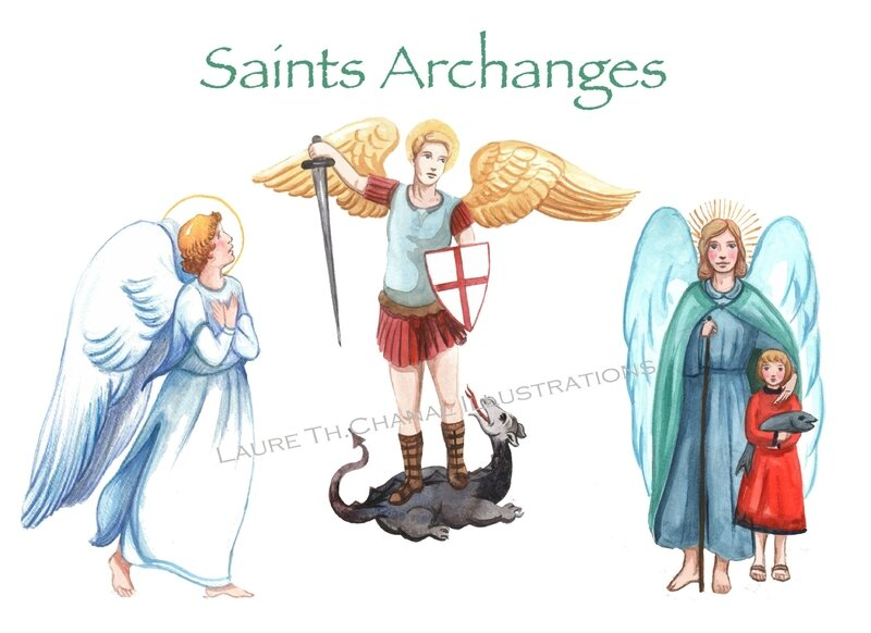 saints archanges