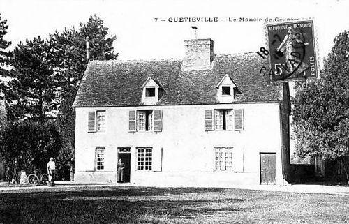 Quétiéville - Manoir de Grugère