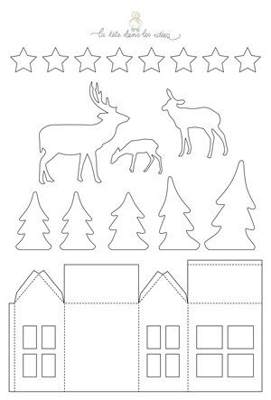 printable-decoration-noel-en-papier