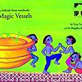 Magic vessels cover