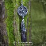 Collier pendule arbre de vie améthyste new 1