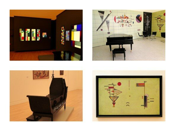 STRASBOURG musée d'art moderne kandinski mini