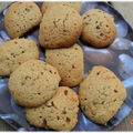 Maxi Cookies ultra moelleux banane/choco