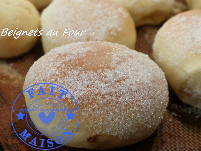 Beignets au four au thermomix