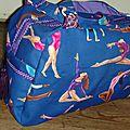 Un sac pour la gym