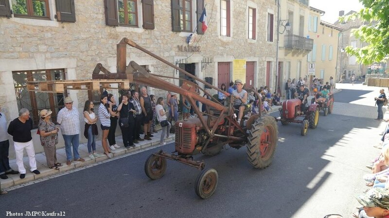 Photos JMP©Koufra 12 - Rando Tracteurs - 13082017 - 491