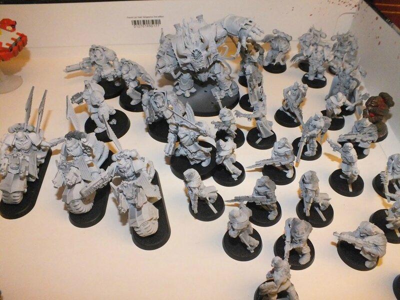 Warhammer Dark Angels 40K 04