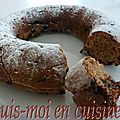 Brioche express orange & chocolat