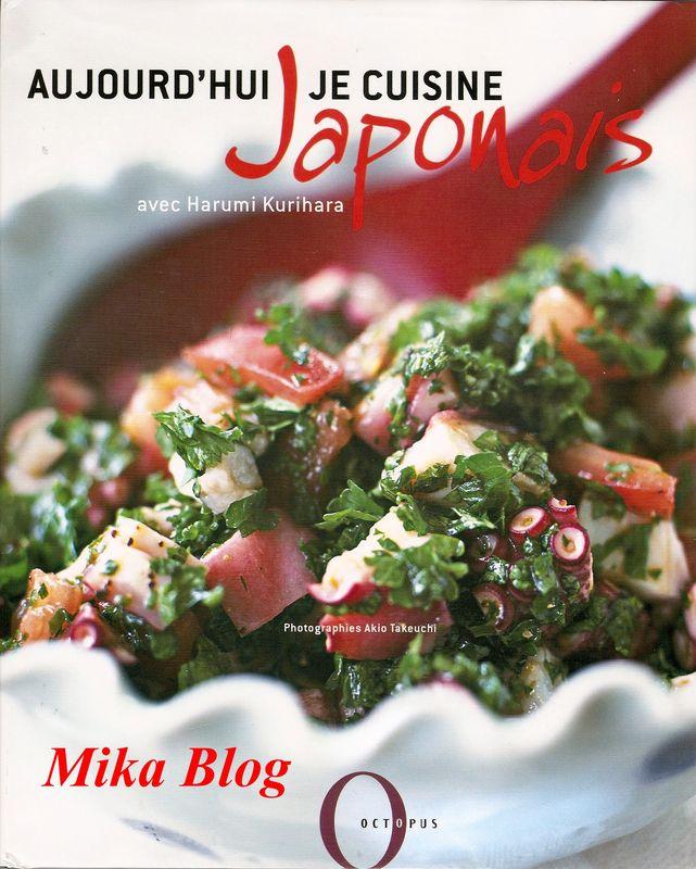 Aujourd 39 hui je cuisine japonais par harumi kurihara le for Aujourdhui je cuisine