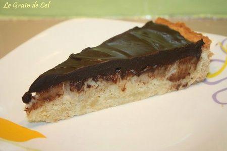 TartePoireChocolat1