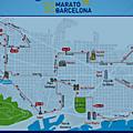 Marato' de barcelona j-3
