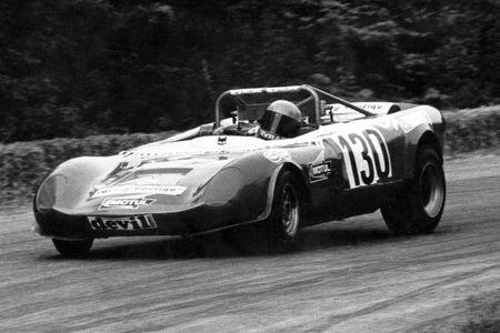 1972 - CC de Bellegarde - Yves barquette NSU moteur 1200 TT