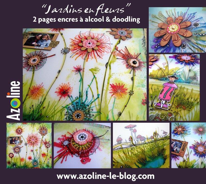 _ Affichette Pages Jardins en fleurs copie