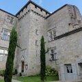 chateau de Fourcès