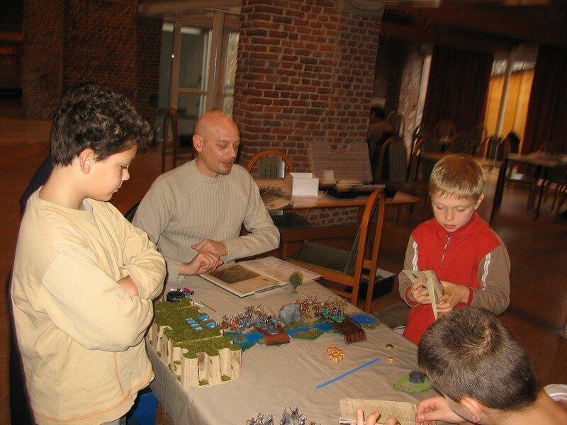 Dimanche 19 novembre 2006 Tournoi Seigneur des Anneaux