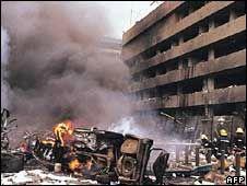 Nairobi bombing august 1998