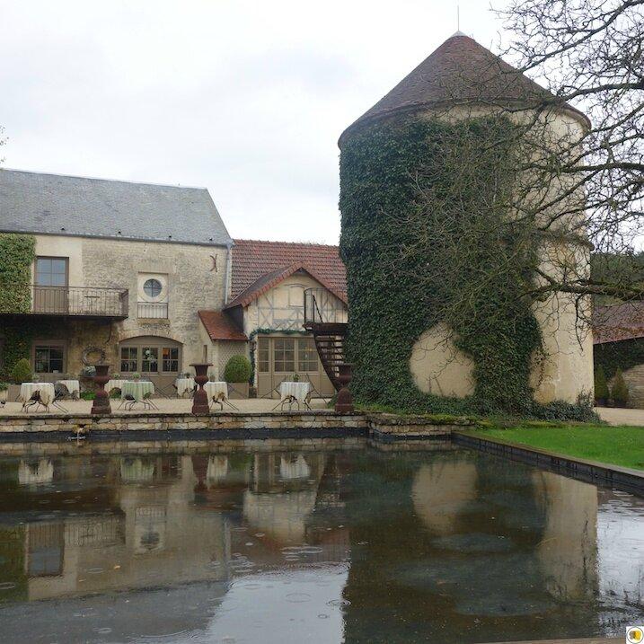 Château de Courban & Spa Nuxe (35)