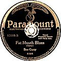 Ben curry - it's a fight like that & fat mouth blues