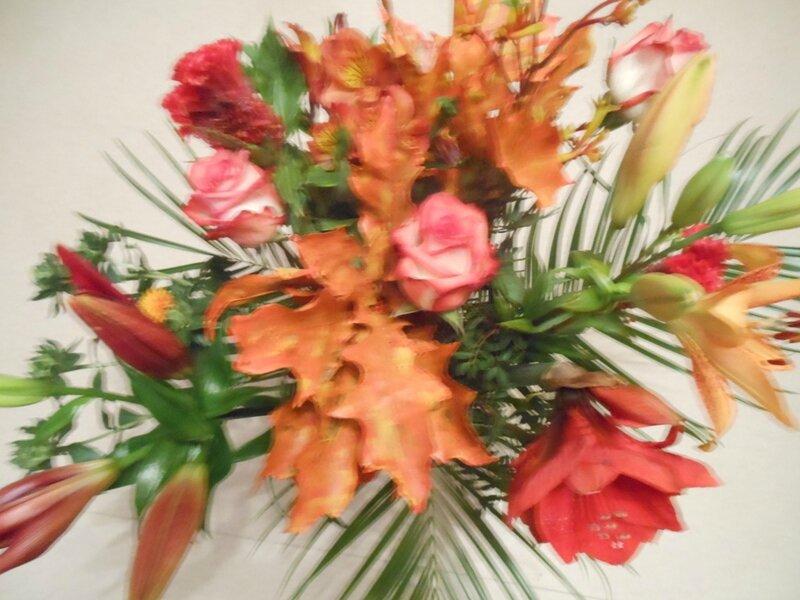 bouquet enfants