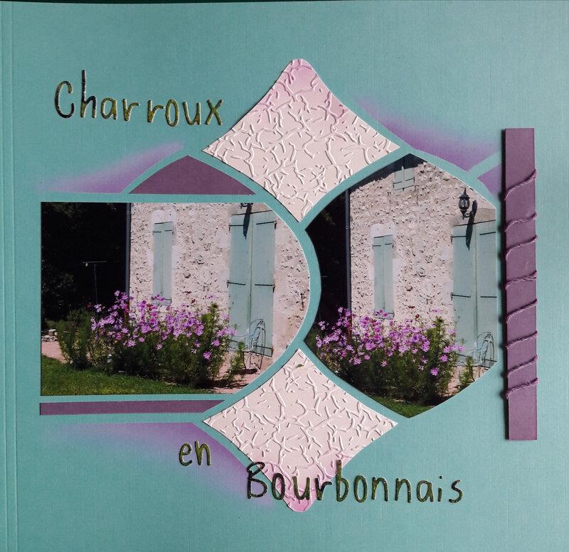 Charroux noisette