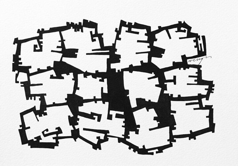 dessin 14,8x21 cm