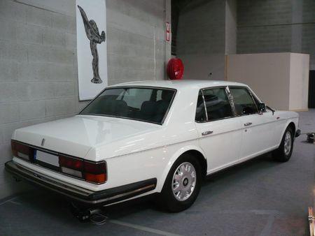 ROLLS ROYCE Silver Spirit I 1982 Besançon (2)