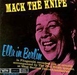 1960 MACK THE KNIFE